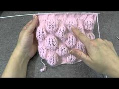 19. Model (3/5) ● Örgü Modelleri - YouTube Knitting Stiches, Knitting Videos, Baby Knitting, Stitch Patterns, Knitting Patterns, Crochet Patterns, Love Crochet, Knit Crochet, Easy Crochet