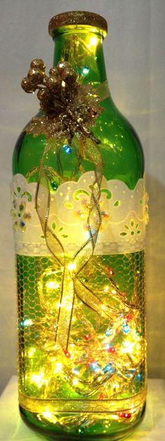GRANDE ESTILO GARRAFAS CUSTOMIZADAS - Transformando o que antes ia para o lixo em arte e decoração! Se você tem uma garrafa, saiba que aqui poderá customizá-la. Conheça nossa linha de produtos feitos exclusivamente com garrafas recicladas e faça sua encomenda. Ajudando a natureza. Decorando seu ambiente!  Encomendas: (21) 99234-2495 (whatsapp / Vivo)