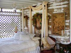 Shabby Chic Sleeping Porch