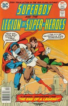 Superboy and the Legion of Super-Heroes Vol 1 - DC Comics Database