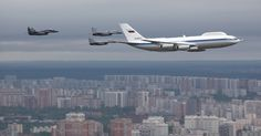 Russia To Deploy New 'Doomsday Plane' in Readiness For Nuclear War