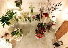 Flower Shop Green Life in Japan, Gardenista