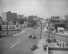 Corner of Jefferson and Lincolnway East - South Bend, Indiana by The Pie Shops, via Flickr