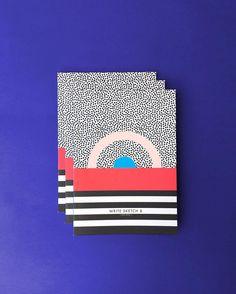 SPLASH! 💦💦 #writesketchand #supercollection #supersplash #splash #notebook #quaderno #quadernibelli #postmodern #postquadernismo #stationery #stationeryaddict #stationeryporn #summerinspiration #summeriscoming #paper #paperlove #graphicdesign #illustration #vector #design