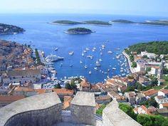 Hvar, Croatia I want to go back. Right now.