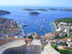 Hvar, Croatia I want to go back. Right now.