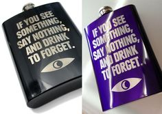 If You See Something Flask