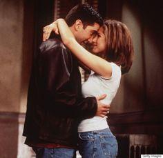 Fantasia de Halloween: Ross e Rachel de 'Friends'