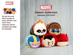Disney Store Europe have announced that the Marvel Classic Collection will be released online on Tuesday 17th January 2017. This set has already been released in the US. The series includes Ghost Rider, Ms Marvel, Thanos, Doctor Strange and Daredevil. What do you think of this series?