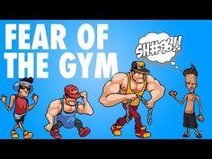 Beginner's Guide To The Gym | Overcoming Fear - #BuffDudesFitnessVideo https://youtu.be/0GrqjirZzds