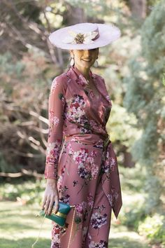 Race Day Fashion, Races Fashion, Party Fashion, Wedding Guest Style, Gala Dresses, Outfits With Hats, Dress With Boots, Modest Fashion, Bridesmaids
