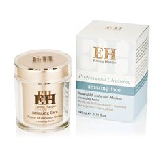 Emma Hardie Amazing Face Natural Lift and Sculpt Moringa Cleansing Balm 100ml