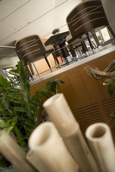 Vista particolare sulle poltroncine del Red's Hotel. Hotel, Nespresso, Coffee Maker, Kitchen Appliances, Coffee Maker Machine, Cooking Ware, Coffee Percolator, Home Appliances, Coffeemaker