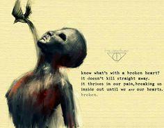 #broken  #pain