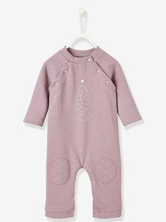 Macacão em algodão, para bebé, Coleção Bio