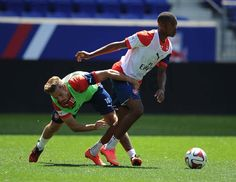 Picture special: Training in New York   News Archive   News   Arsenal.com