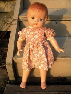 Patsy Ann doll - from the 30's - one of my mom's dolls and I still have her.