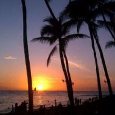 Waikiki Beach. Pure beauty.