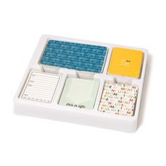 Project Life Core Cards Kit - Jade Edition   Hobbycraft