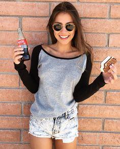 """My happy days..  #doubt  #az - Snapchat: GabriellaLenzi """