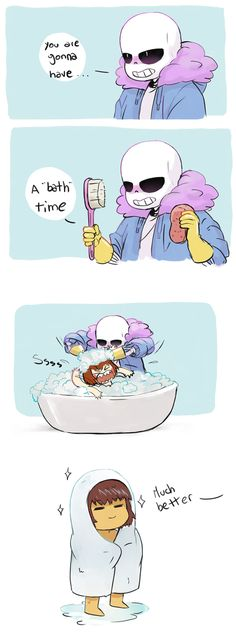 you are gonna have a bath time by royudai on DeviantArt