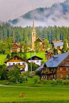 "djferreira224: "" Gosau, Gmunden, Austria """