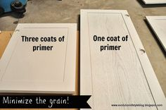 "Hello! My most popular post, by far, has been ""How to Paint Your Cabinets Like a…"
