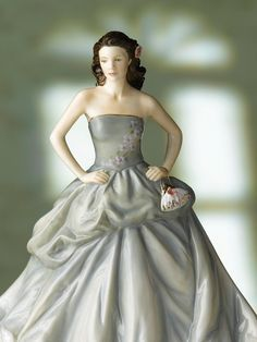 Happy Birthday Figure of the Year 2013 Royal Doulton.  Waterford Wedgwood Royal Doulton, San Marcos, TX  1-800-203-4540
