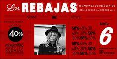 ¡Llegaron #LasRebajas! a Ivonne. Encuentra #descuentos en boutiques hasta el 08 de febrero.