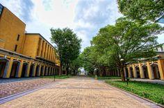 My HDR Photo: Aoyama Gakuin University. #hdr #hdrphotography #hdrtonemapping #photography #photomatix #topazadjust