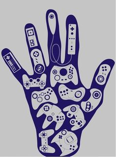 Video Game Hand