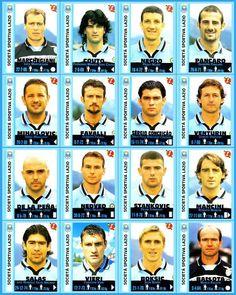 Lazio 1998/1999.