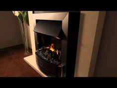 ▶ Dimplex Sacramento -- Opti-myst 3D inset electric fire - YouTube