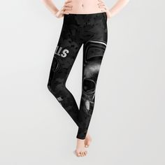89326ac211123 Buy The Bells They Made This Way Leggings by grandeduc. Worldwide shipping  available at Society6.com. Just one of millions of high quality products ...