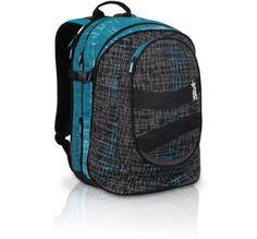 7afcc5194142c Bardzo pojemny plecak młodzieżowy- do gimnazjum lub liceum. Przydaje się  nie tylko do szkoły
