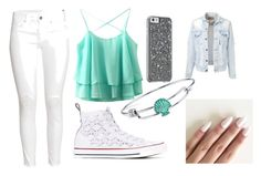 Untitled #2 by angielover15 on Polyvore featuring polyvore, мода, style, H&M, Converse, Disney, fashion and clothing