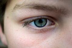 Oko, Oka, Lidské, Zrak, Pohled, Vize, Duhovka, Řasy
