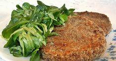 Pour 4 steaks d'environ 100 gr chacun   .   265 gr de lentilles brunes cuites   100 gr de flocons 5 céréales (avoine, blé, orge, se...