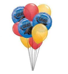 On a Succession of Any event Or any part of life Celebrate the moment by sending this Celebration #Balloons To #Canada.