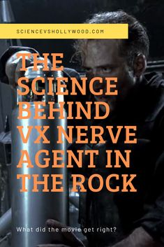 VX nerve agent is a chemical weapon seen in the movie 'The Rock.' How dangerous is this chemical and what did the movie get right? Science Chemistry, Science Facts, Nerve Agent, Book Reviews For Kids, Chemical Weapon, Science Articles, Half Brother, See Movie, Kuala Lumpur