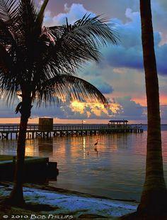 Bokeelia Sunset - Pine Island, Florida