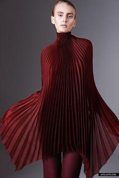 'Mimesis' SS'2013 Fashion Collection // Kamila Gawronska-Kasperska   Afflante.com