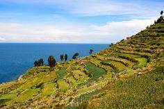 Isla de Taquile, Lago Titicaca - Distrito de Amantaní, Región Puno.