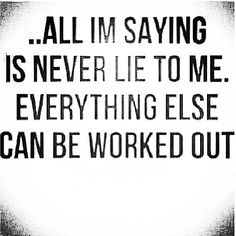 Not everything, but most everything...
