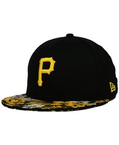 New Era Pittsburgh Pirates Wowie 59FIFTY Cap