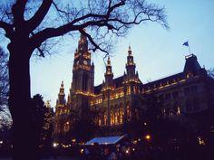 Wien in winter time