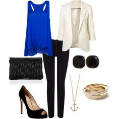 I Wanna Be Your Friday Night, created by lauranicole035 on Polyvore