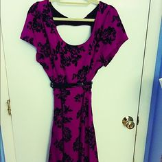 City Chic dress Cute, comfortable dress, a curvy girls dream dress for a fancy occasion! I have even worn the dress to work! City Chic Dresses Midi