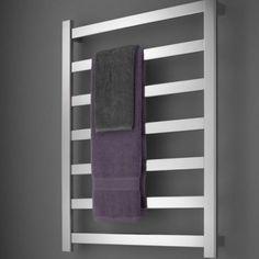 Hybrid Heated Towel Ladder by Avenir