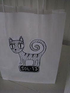 SOL-13 kissa